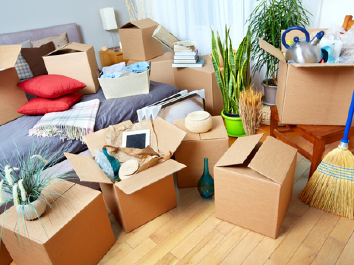 Moving Doesn't Have to Be a Hassle